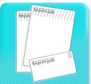 Têtes de lettres / Enveloppes