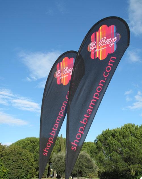 plume banner