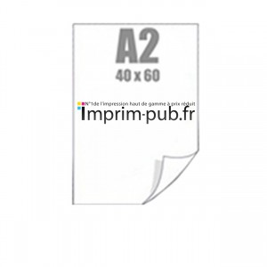 Affiches Quadri 40x60 (A2)