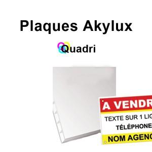 Plaques Akylux