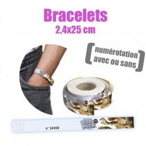 Bracelets Identification