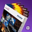Brochures A4 20 pages (avec couverture)