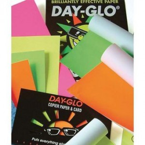 Affiches Fluo 70x100