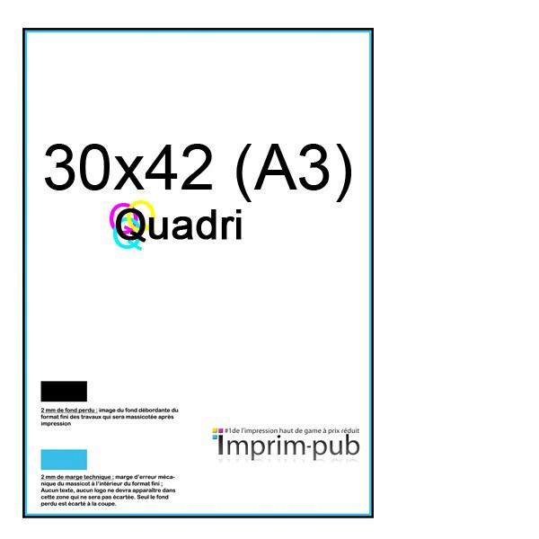 affiche a3 impression affiches a3 30x42 imprimer pas cher. Black Bedroom Furniture Sets. Home Design Ideas