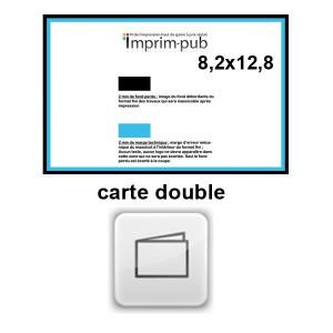 Cartes 8,2x12,8 Express 24H