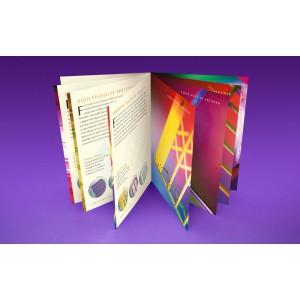 Brochures A4 8 pages (sans couverture)