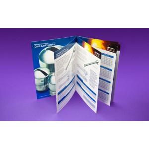 Brochures A4 12 pages (avec couverture 300g Pelliculee)