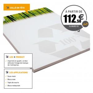 Bloc papier 15x6,5 Recto