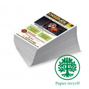 Flyers 10x21 ecologique