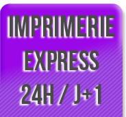 Imprimerie express 24H / J+1